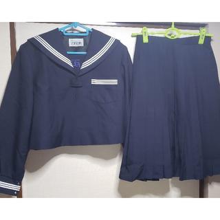 コスプレ 高校 女子制服 セーラー服&冬スカート(衣装一式)