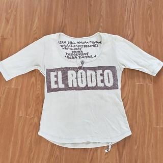 エルロデオ(EL RODEO)のエルロデオ♪ピチT♪シンプル(Tシャツ(半袖/袖なし))