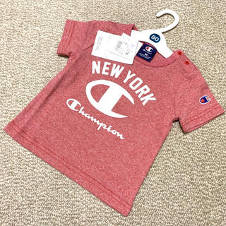 Champion - 新品 チャンピオン Tシャツ 80cm