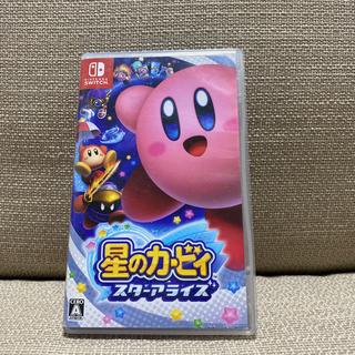 ニンテンドウ(任天堂)の星のカービィ スターアライズ(家庭用ゲームソフト)