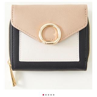 シマムラ(しまむら)のMUMUコラボ♡新品リングモチーフミニ財布(財布)