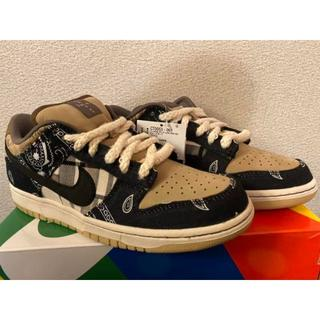 ナイキ(NIKE)のNIKE SB DUNK LOW PRM QS CT5053-001(スニーカー)