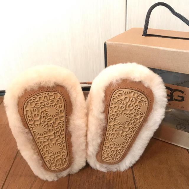 UGG(アグ)の新品♡UGG ベビーブーツ キッズ/ベビー/マタニティのベビー靴/シューズ(~14cm)(ブーツ)の商品写真