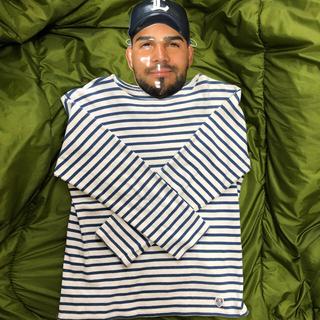 オーシバル(ORCIVAL)のORCIVAL ボーダーシャツ(Tシャツ/カットソー(七分/長袖))