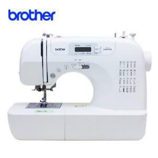 ブラザー(brother)のブラザーコンピューターミシン PS205 純正フットコントローラ付き (その他)