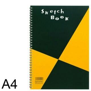 マルマン(Maruman)のマルマン スケッチブック  A4 (3冊セット)(スケッチブック/用紙)