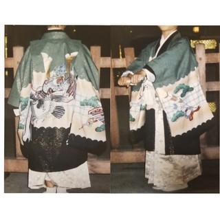 七五三 袴セット(和服/着物)