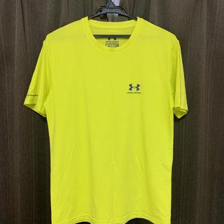 UNDER ARMOUR - アンダーアーマー コットンシャツ SMサイズ