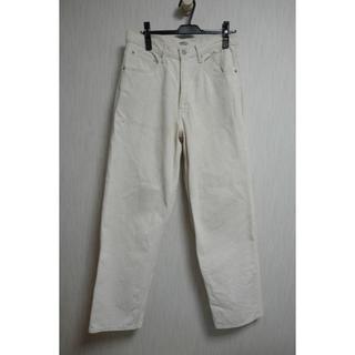 1LDK SELECT - auralee hard twist denim wide pants