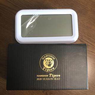 阪神タイガース - 阪神タイガース 2020年間シート オリジナル記念グッズ 時計