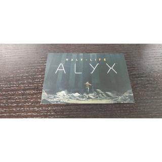 valve index half-life: alyx steamコード(PCゲームソフト)