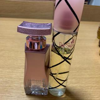 サムライ(SAMOURAI)のアクリオナ ピンクシュガー アリアナ サムライウーマン まとめ売り(香水(女性用))