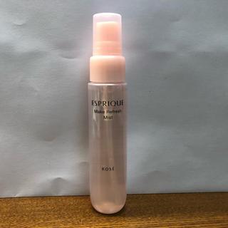 エスプリーク(ESPRIQUE)のエスプリーク メイクリフレッシュミスト 化粧水(化粧水/ローション)