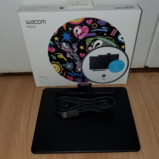 ワコム(Wacom)のwacom intuos SMALL CTL- 4100 BASIC(PC周辺機器)