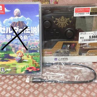 ニンテンドースイッチ(Nintendo Switch)の任天堂Switch ゼルダの伝説(家庭用ゲームソフト)