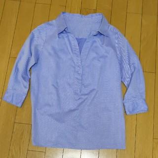ノーブル(Noble)のNOBLE スキッパーシャツ(シャツ/ブラウス(長袖/七分))