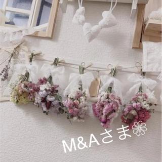 M&Aさま❁︎ご購入ページ(ドライフラワー)