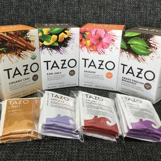 TAZO tea タゾ★ラベンダーアールグレイ★紅茶・ハーブティー★スタバ(茶)