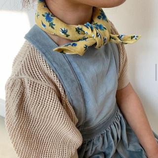 キャラメルベビー&チャイルド(Caramel baby&child )のyoli スカーフ 2020 yoli&otis 新品未使用タグ付き(マフラー/ストール)
