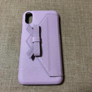スマホケース ウィルセレクション iPhone X