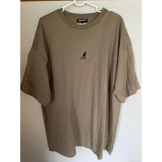 カンゴール(KANGOL)のKANGOL ビッグシルエットTシャツ(Tシャツ/カットソー(半袖/袖なし))