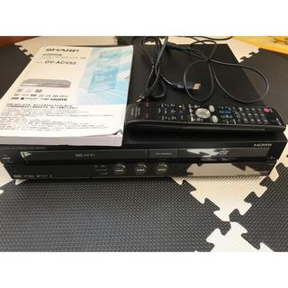 アクオス(AQUOS)のアンジェリーナ様専用 HDD搭載ビデオ一体型DVDレコーダー DV-ACV52(DVDレコーダー)