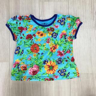 ケンゾー 花柄Tシャツ