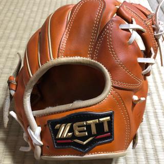 ZETT - ゼット プロステイタス 野球 グラブ 軟式