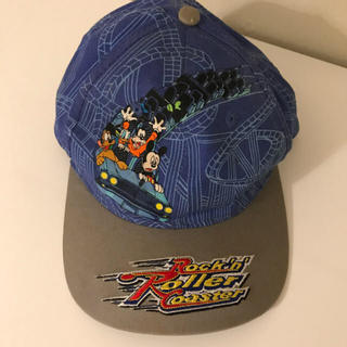 Disney - 米ディズニーランド キッズキャップ お値下げ不可