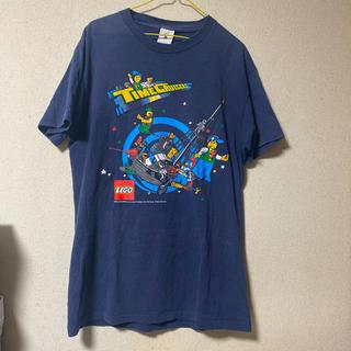 レゴ(Lego)の90s LEGO レゴ タイムクルーザー Tシャツ USA製(Tシャツ/カットソー(半袖/袖なし))