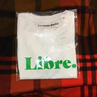 ドゥロワー(Drawer)の22日迄☆ les petits basics LIBRE  Tシャツ グリーン(Tシャツ(半袖/袖なし))