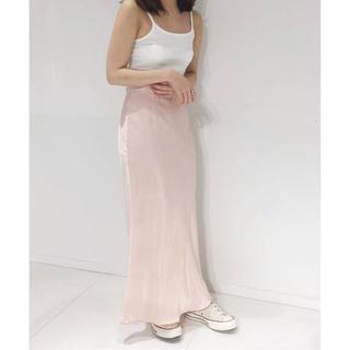 エディットフォールル(EDIT.FOR LULU)の Charles Chaton shell long skirt(ロングスカート)