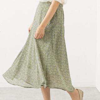 オリーブデオリーブ(OLIVEdesOLIVE)の【タグ付き新品未使用】OLIVE des OLIVE マーメイドスカート(ロングスカート)