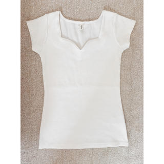 ロイヤルパーティー(ROYAL PARTY)のLOYALPARTY ハートトップス♡(Tシャツ(半袖/袖なし))