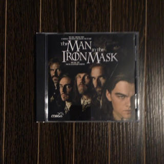 The MAN In The IRON MASK(映画音楽)