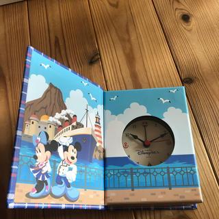 ディズニー(Disney)の時計(置時計)