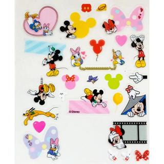 ディズニー(Disney)のスケジュールシール ディズニー  手帳(カレンダー/スケジュール)