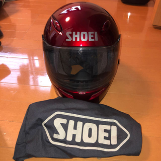 ショウエイシャ(翔泳社)のSHOEI ヘルメット Z-4(ヘルメット/シールド)