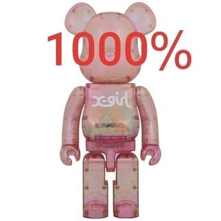 メディコムトイ(MEDICOM TOY)のX-girl × BE@RBRICK 1000%(その他)
