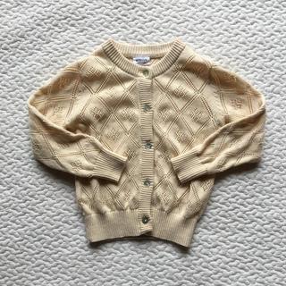 キャラメルベビー&チャイルド(Caramel baby&child )の韓国こども服 カーディガン 80 (カーディガン/ボレロ)