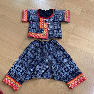 専用タイの民族衣装男の子80〜100(甚平/浴衣)