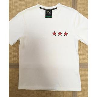 エフエーティー(FAT)の半袖 Tシャツ FAT  エフエーティー 白 厚手(Tシャツ/カットソー(半袖/袖なし))