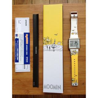 エプソン(EPSON)のスマートキャンバス リトルミー(腕時計)