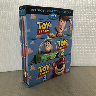 トイ・ストーリー - トイ・ストーリー ブルーレイ・トリロジー・セット DVD