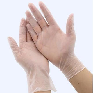 ゴム手袋Mサイズ20枚(日用品/生活雑貨)