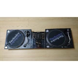 Technics Direct Turntable System SL-1200(ターンテーブル)