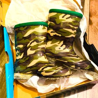 ホーキンス(HAWKINS)のホーキンスの迷彩長靴(長靴/レインシューズ)