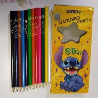 ディズニー(Disney)のスティッチ 色鉛筆(色鉛筆)