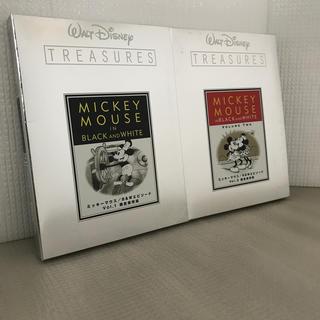 ディズニー(Disney)のミッキーマウス/B&W エピソード Vol.1・2限定保存版 DVD(キッズ/ファミリー)