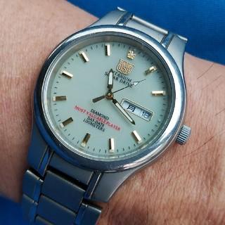 エルジン(ELGIN)のELGIN USA SOLAR WATCH ALL TITANIUM(腕時計(アナログ))